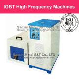 Serie de frecuencia media del equipo de calefacción del rectificador para la forja del metal