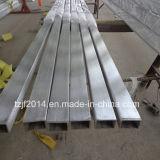 Acero inoxidable cuadrado inconsútil del tubo 316L de la alta calidad