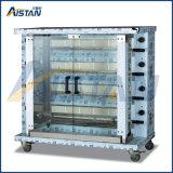 Rotisserie à cuire vertical de poulet de matériel du gaz Kj4 fabriqué en Chine