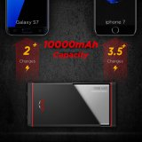 IP67 Waterproof 10000mAh Power Bank com lanterna Outxe