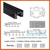 Cer-schwarze/weiße Großhandelsspur-Schiene für Spur-Licht (XR-L210)