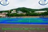 Hunan University Outdoor Basketball Court Sports Flooring