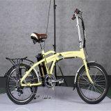 Leichter Minifalz-elektrisches Fahrrad (RSEB-103)