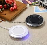 Caricatore senza fili del basamento caldo del Qi per il telefono mobile