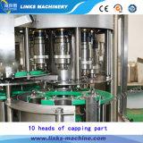 Terminar a planta de enchimento líquida da água de frasco
