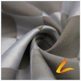 вода 50d 340t & Ветр-Упорной вниз сплетенная курткой фантомные ткань жаккарда 83.5% Polyester+ 16.5% Nylon Смешивать-Сотка Intertexture шотландки диаманта (H061)