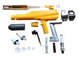 Farbspritzpistole-Düsen-Elektroden-Halter des Puder-382 914 rund