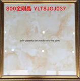 Лоснистые плитки фарфора плитки застекленные Jingang мраморный