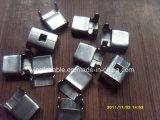 Boucle de bande en acier inoxydable chinoise Boucle de bande de boucle oreille-lokt