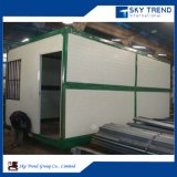 Adattamento modificato disegno del lavoro domestico del container della Camera del contenitore
