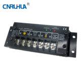 L'OEM facile installent le contrôleur solaire Digital de charge de 6A 24VDC