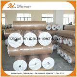 Esteras de goma 3-12m m gruesas antichoque del caucho de Rolls que suelan