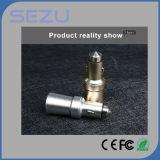 Reinigungsapparat-schnelle Ladung-Doppelausgabe USB-Telefon-Aufladeeinheit der Luft-3.1A für Auto