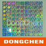 Оптовые изготовленный на заказ стикеры Hologram доказательства шпалоподбойки свободного пространства печатание