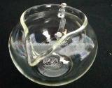 De kleine Kop van de Thee van het Glas Borosilicate, Hittebestendig Glas Borosilicate