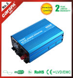 600W 휴대용 순수한 사인 파동 지적인 변환장치 220V 50Hz