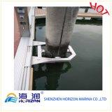 Держатель кучи высокого качества алюминиевый для стыковки Marina/в Китае