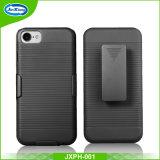 Caixa móvel dupla do telefone de pilha para iPhone7