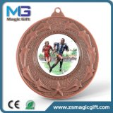 De hete Medaille van de Sport van het Metaal van de Verkoop Promotie Aangepaste