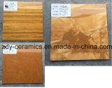 Azulejo de suelo esmaltado Polishen lleno del material de construcción
