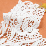 L60012 Polyester Fashion Lace Collar Neck Designs