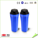 Carcaça de filtro plástica da água dos PP com o GV do Ce certificado