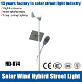 Energien-Straßenlaterne-neues Modell des Solarwind-30W-120W