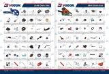 Pièces de rechange de scie à chaîne / Montage de cylindre / Carburateur / Démarreur / embrayage / Barre de guidage / Chaîne