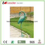 Beeldje van de Vogel van het Metaal van de tuin het Decoratieve voor de Decoratie van het Gazon