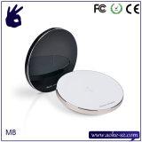 Caricatore senza fili del telefono mobile del metallo di Shenzhen 5V 2A per Samsung