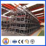 Section de mât de Q345b pour le gerbeur de construction