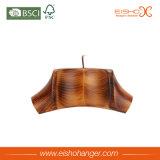 Bride de fixation de couche en bois solide de forme de Semi-Arc de cru