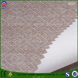 Arrêt total de textile s'assemblant le tissu de toile de polyester pour le rideau en capitonnage
