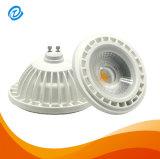 Lâmpada do bulbo do diodo emissor de luz da ESPIGA de AR111 230V 15W com Ce