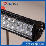 barra clara de alumínio do diodo emissor de luz das luzes de condução 12V 180W para Offroad