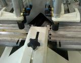 Máquina de porta de janela de PVC Serra de corte em forma de V