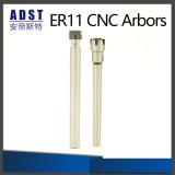 Tipo tirada recta de la serie Er11 de la asta del CNC de los cenadores de C
