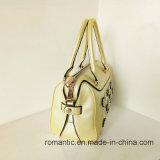 Sacchetto di mano di cuoio di vendita caldo delle donne delle borse popolari della signora PU (LY060239)