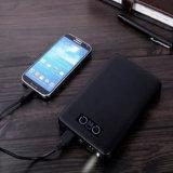 La Banca portatile esterna di potere del caricatore 20000mAh del telefono delle coperture di cuoio per il iPhone 7