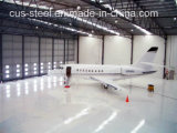 De geprefabriceerde Hangaar van Vliegtuigen/de Hangaar van de Vliegtuigen van Strcuture van het Staal