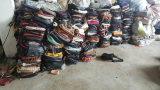 Навальные оптовые используемые мешки школы мешков в вкладыше от пакгауза одежд Китая верхнего используемого