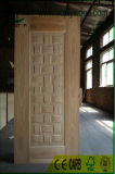 La piel de la puerta del molde de HDF hizo frente a la chapa 3m m, espesor de 4m m