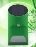 Ce solare esterno luminoso RoHS di Wity dell'indicatore luminoso della parete di nuovo stile IP65 LED