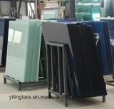 Color de alta densidad grado cerámica sinterizada fachada de cristal