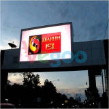 Pantalla de visualización a todo color de LED de la publicidad al aire libre P8