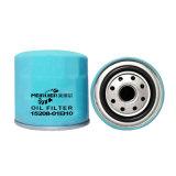 Filtre à huile de pièces de moteur de véhicule 15208-01b10 pour des pièces de Nissans