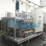 Usine de mélange complètement automatique de pétrole de graissage au Nigéria