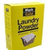 Reinigendes Laundrypowder mit hohem Schaumgummi