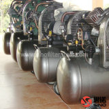 High Efficiency Air Compressor with Air Storage Tank