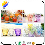 De hoogstaande en Mooie Kop van het Glas met Verschillende Stijlen en Kleuren voor PromotieGiften